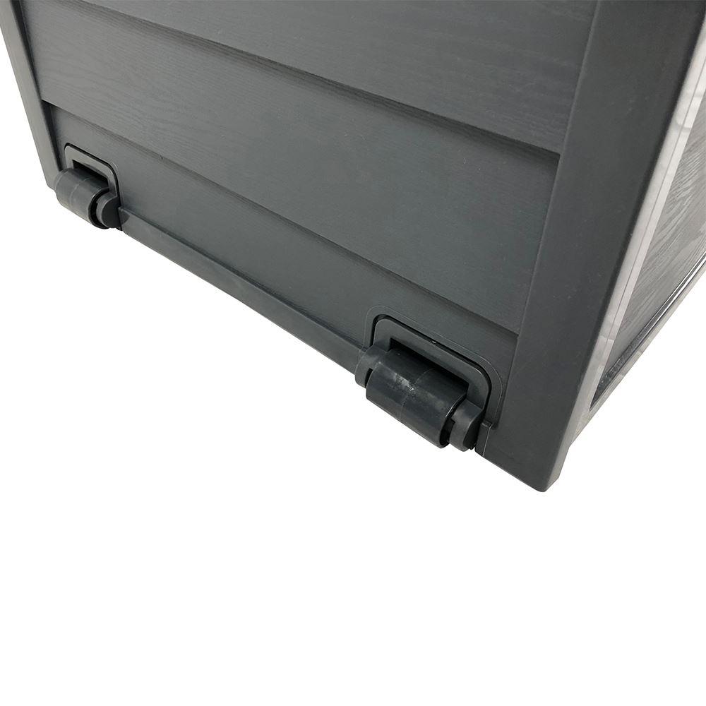 Patio Cushion Storage Garage