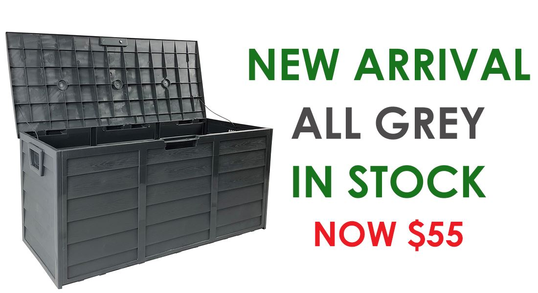 Outdoor Storage Boxes Australia