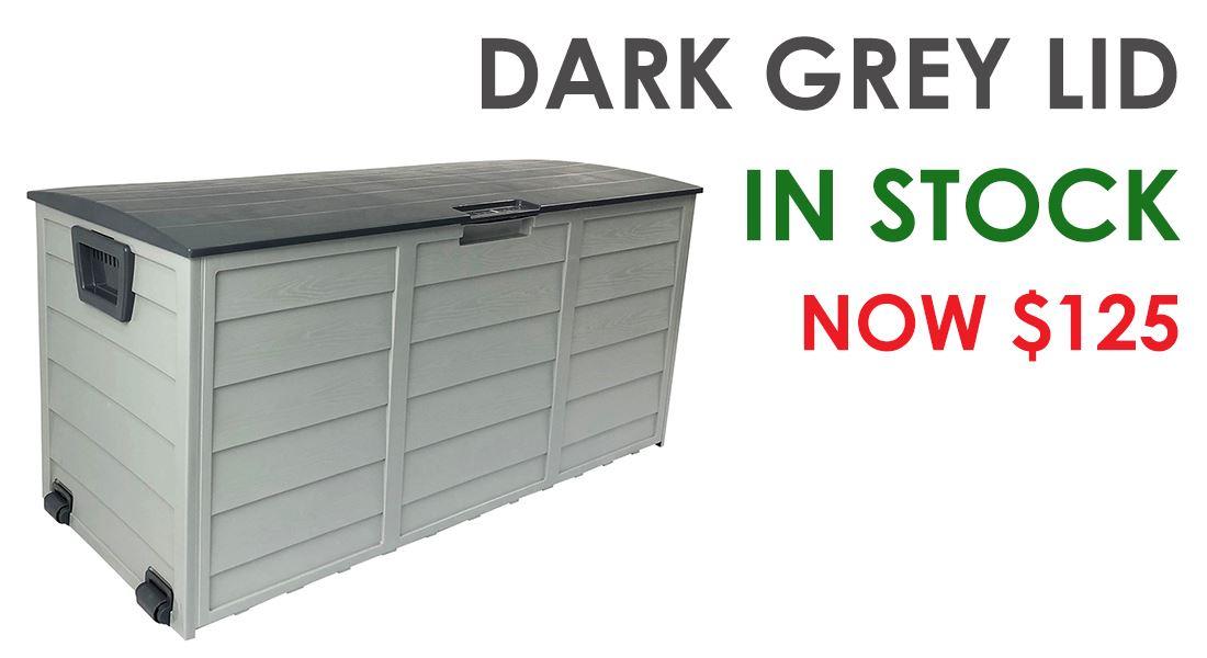 Outdoor Storage Boxes Australia