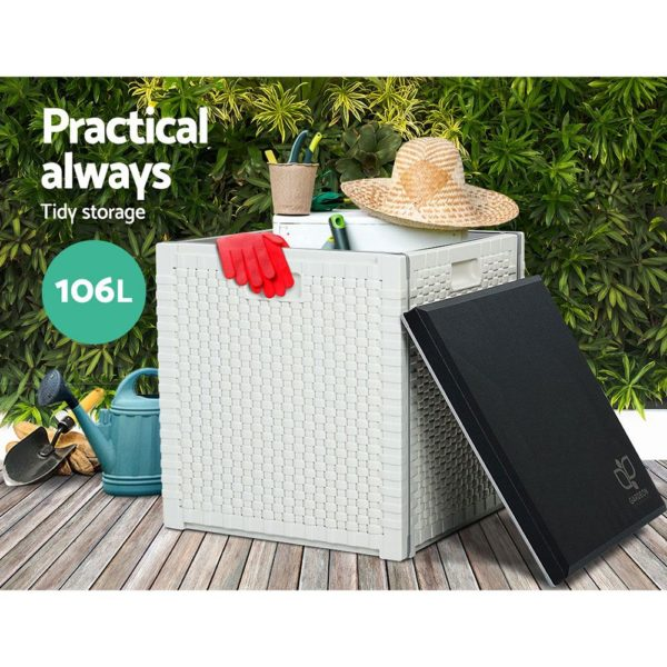 106 Litre Outdoor Storage Box