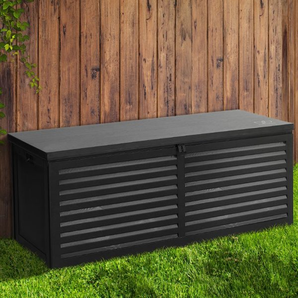 390 Litre Large Capacity Outdoor Storage Box
