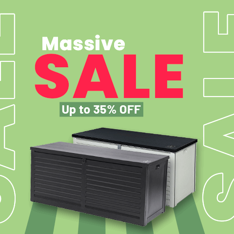 Outdoor Storage Boxes Australia Sale up to 35% OFF